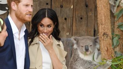 Принц Хари и Меган Маркъл в Австралия