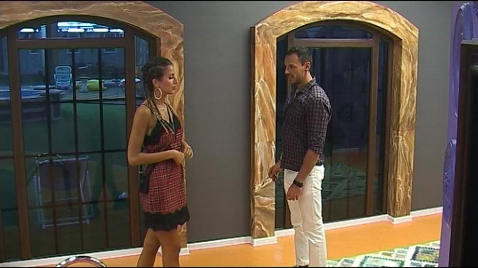 Предстои съдбовен разговор между Александра и Дани Петканов
