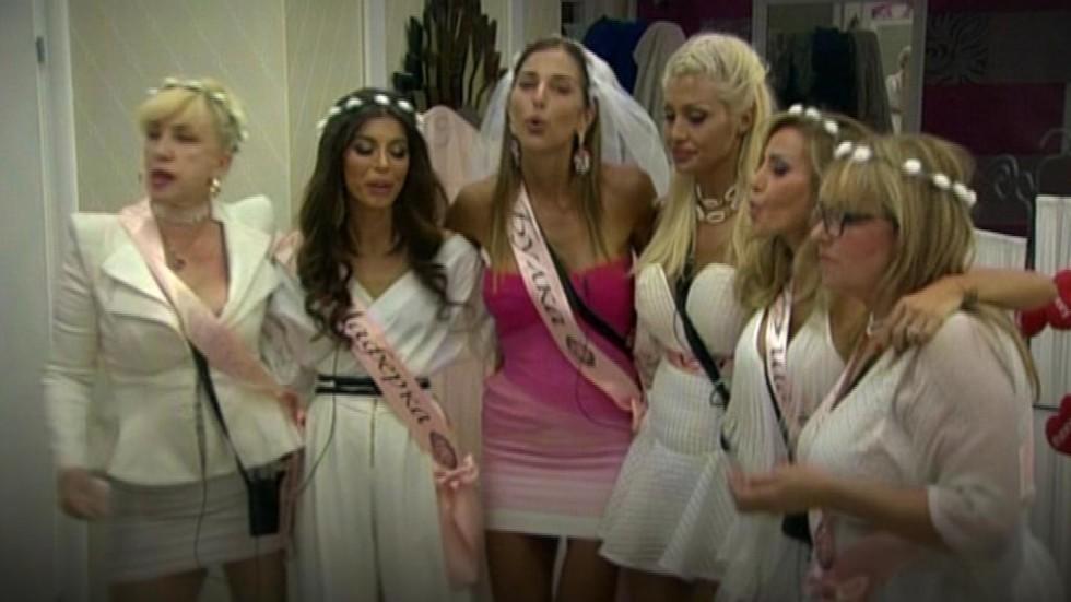 Моминско парти в Къщата на VIP Brother