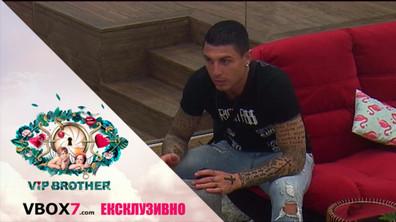 Златков пребил албанци заради малкия си брат