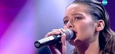 Мирослава Тодорова - Love Song - X Factor Live