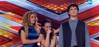 Теодор Стоянов напуска шоуто - X Factor Live