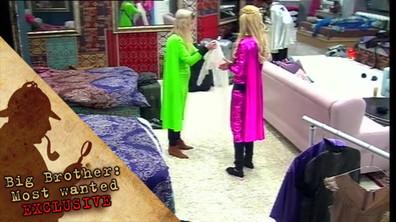 Людмила показва на Съквартирантите си най-скъпия шал в света