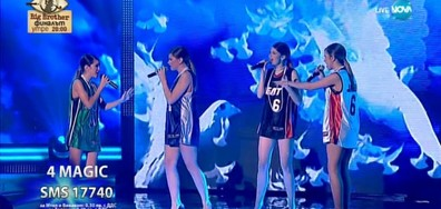 4 MAGIC - Love the Way You Lie - X Factor Live