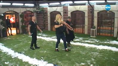 Людмила и Светлана отпадат на крачка от финала