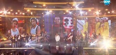 Маргарита Хранова - Далечна песен - X Factor Live (17.12.2017)
