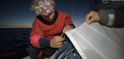 12-годишен с рекорд в морето и кучета-модели