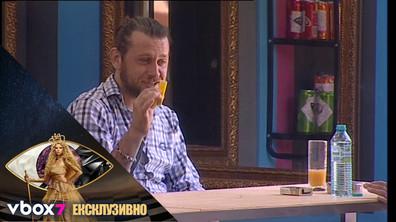 Плачков рецитира изключително смешна пиеса от годините му в НАТФИЗ - VIP Brother 2018